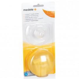 Накладки силиконовые на грудь Medela Контакт S 2 шт