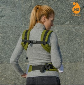 Эрго рюкзак Nash sling Optima - Олива зеленый