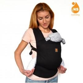 Эрго рюкзак Nash sling Optima - Блек черный