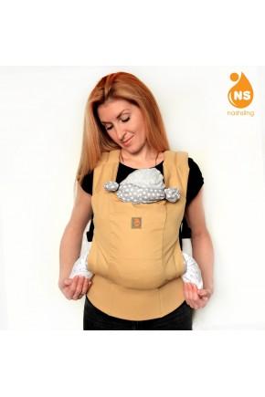 Эрго рюкзак Nash sling Optima - Кэмел бежевый