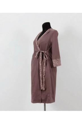 Халат для беременных и кормящих Mamma Lux арт. 905