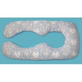 Подушка для беременных и кормления Лежебока Восьмёрка в ассортименте