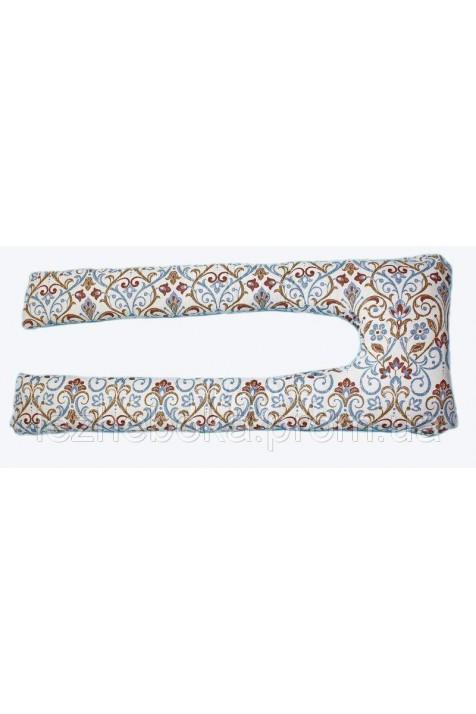Подушка для беременных и кормления Лежебока U-образная в ассортименте
