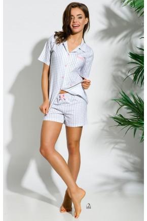 Пижама женская для кормящих Taro Amy арт. 2154/02