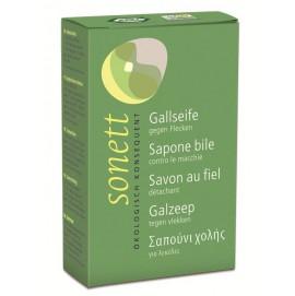 Sonett Органическое желчное мыло для удаления пятен 100 гр