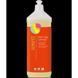Органическая детская мыло-пена календула Sonett 1 л Концентрат