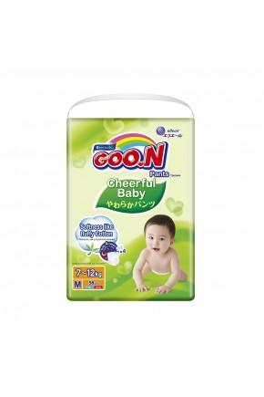 Трусики-подгузники CHEERFUL BABY для детей (M, 7-12 кг)