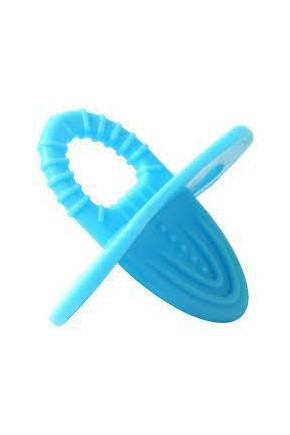 Прорезыватель для зубов гибкий  Babyono Первые зубки