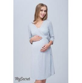 Халат для беременных и кормящих Юла Мама Sinty NW-4.3.1