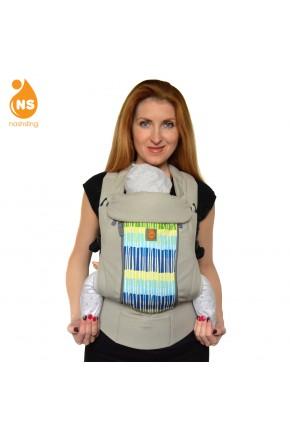 Эрго-рюкзак с вентиляционной сеткой Nashsling Climate Control - Фреш
