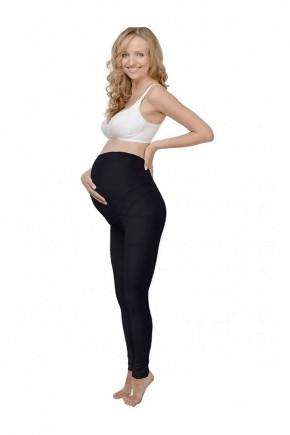 Леггинсы для беременных Мамин Дом 640 черный