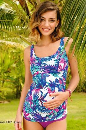 Пляжная одежда Anita к купальнику для беременных L7-9644 Tankini Hatutu