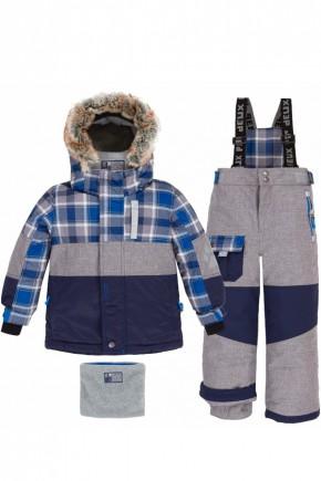 Зимовий комплект для хлопчика Deux par Deux N502/874