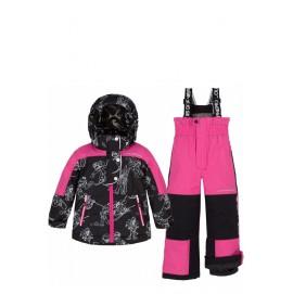 Зимняя куртка для девочки Deux par deux арт. P820/964