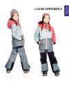 Термокостюм для девочки Deux par Deux Tech LG154/707