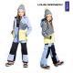 Термокостюм для девочки Deux par Deux Tech LG154/865