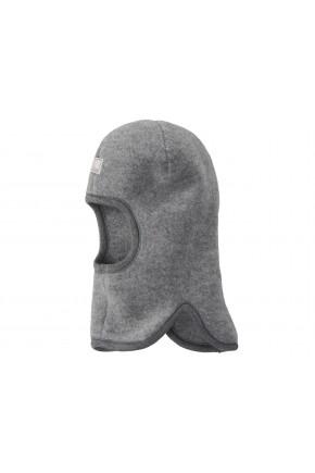 Шапка-шлем детская Pickapooh серая