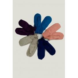 Варежки из свалянной шерсти Disana размер 2-6 лет
