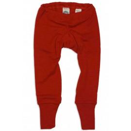 Штанці шерсть/шовк, червоні, Cosilana