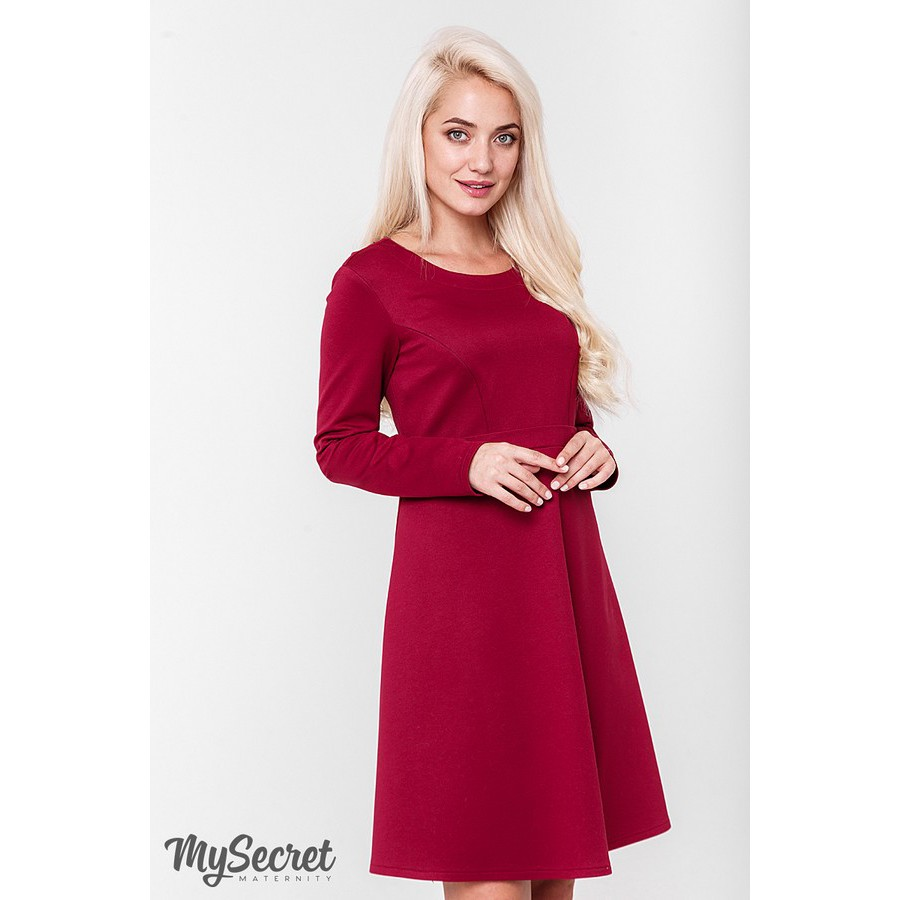 Сукня для вагітних і годуючих Юла Мама Danielle warm DR-38.061 ... 2db6a6c88769b