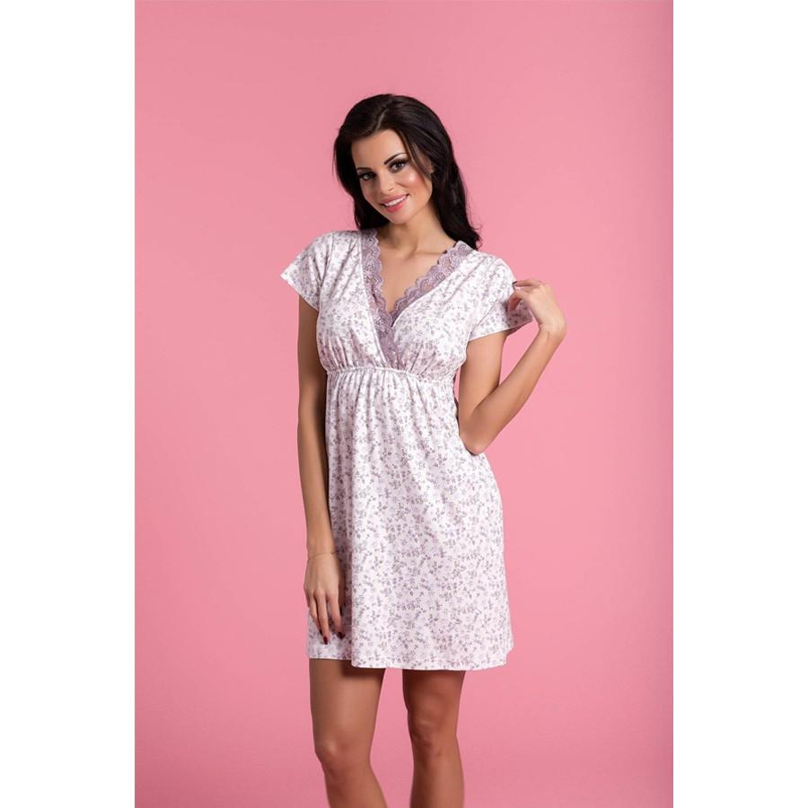 Ночная сорочка Alles Violetta для беременных и кормящих. Tap to expand 2ae85aaa5bca1