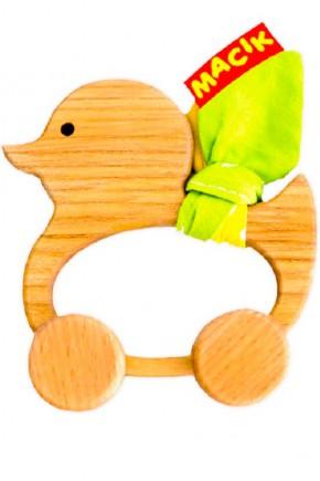 Каталка деревянная Macik MWood уточка
