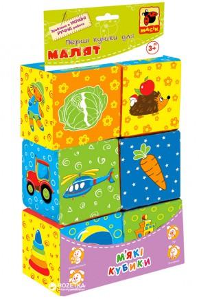 Кубики Macik Мой маленький мир
