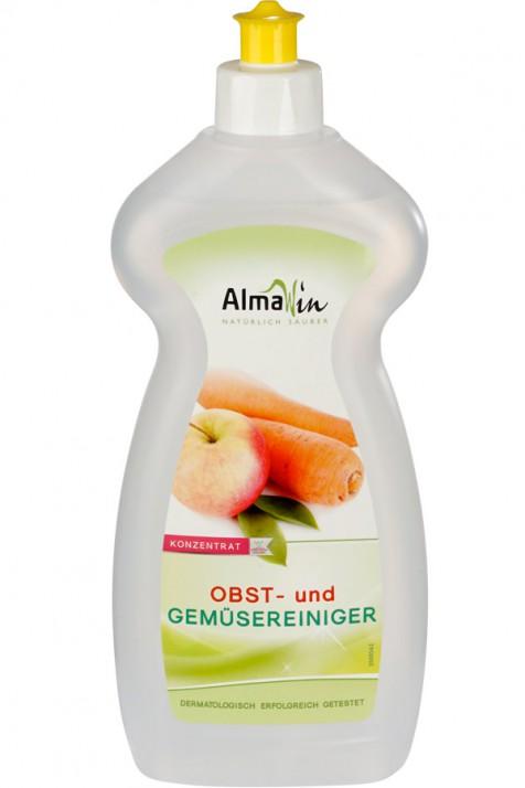 Моющее средство концентрат Almawin для мытья фруктов и овощей