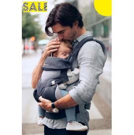 Эрго рюкзак Ergobaby Adapt Baby Carrier - Graphic Grey