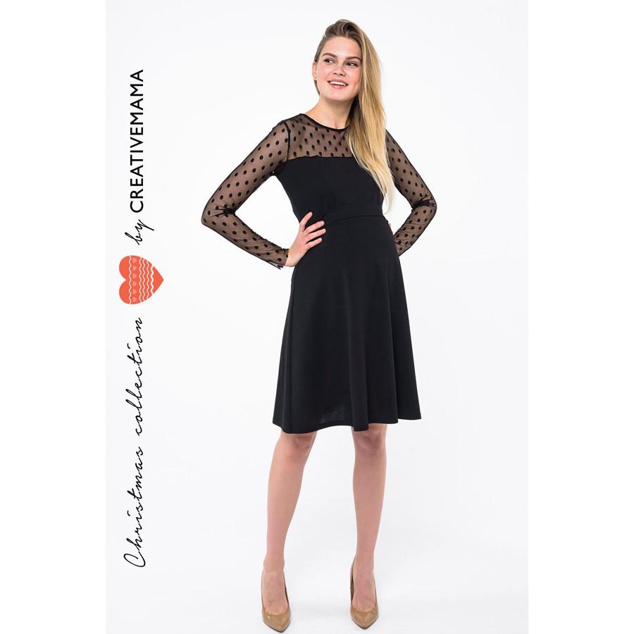 7daa222395c6e6 Сукня для Вагітних і Годуючих Creative Mama Kandy ✿ Замовити в ...