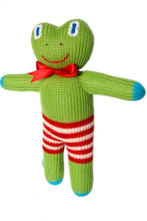 Игрушка для ребенка Freia лягушенок Кумка
