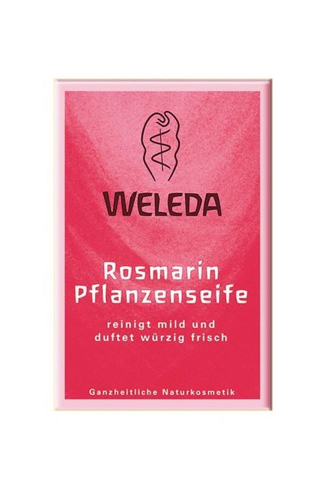 Розмариновое растительное мыло Weleda 100 гр