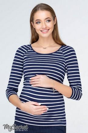 Лонгслив для беременных и кормящих Юла Mama Jael NR-19.021