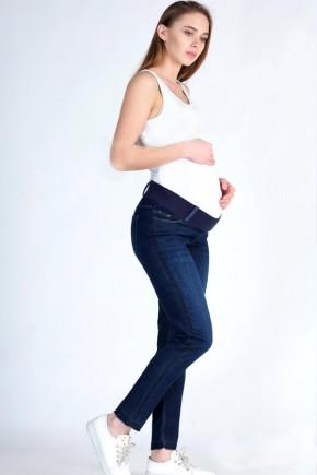 Джинсы для беременных Busa 8038/64 темно-синие