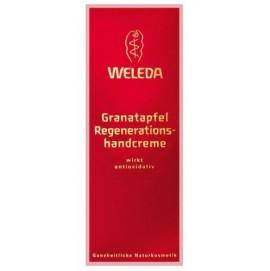 Гранатовый восстанавливающий крем для рук Weleda 50 мл