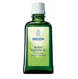 Березове антицелюлітне масажне масло Weleda 100 мл
