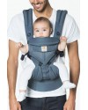 Эрго рюкзак Ergobaby Omni Mesh 360 - Oxford Blue