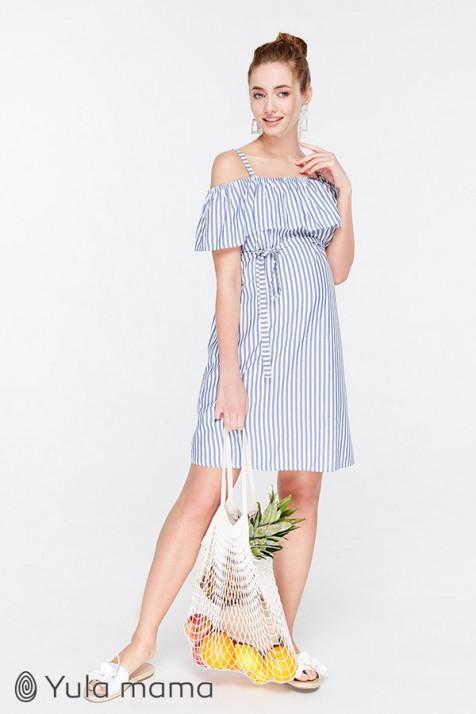 Платье для беременных и кормящих Юла Mama Chloe SF-29.052