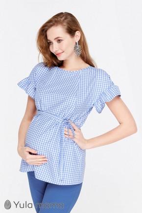 Блузка для беременных и кормящих Юла Mama Marion BL-29.032