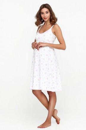 Ночная рубашка для беременных и кормящих Creative Mama Provance