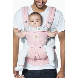 Эрго рюкзак Ergobaby Omni 360 - Hello Kitty розовый с рождения