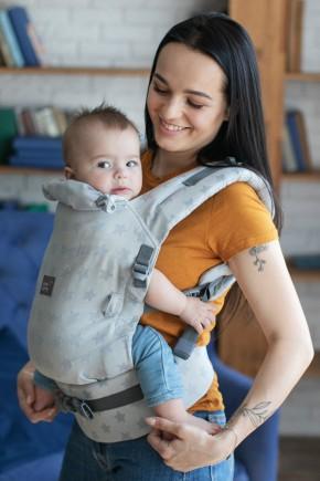 Эрго рюкзак Love & Carry One - Стоун