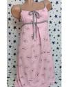 Ночнушка в роддом для беременных и кормящих Мамика