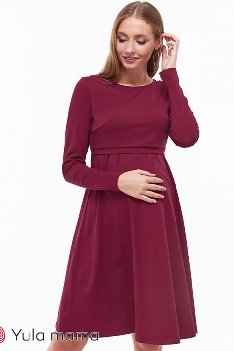 Платье для беременных и кормящих Юла Mama Olivia DR-39.032