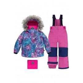 Зимовий комплект для дівчинки Deux par Deux Е802 W19/095