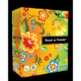 Концентрированный бесфосфатный стиральный порошок  «Royal Powder Colour»