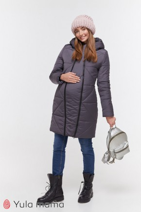 Зимнее пальто для беременных Юла Mama Angie OW-49.034