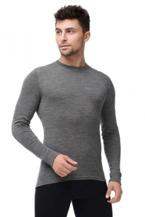 Термофутболка мужская с длинным рукавом Norveg Soft Shirt