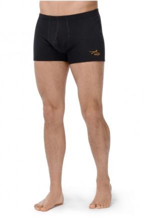 Термотрусы мужские Norveg Shorts черные