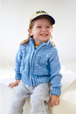 Шерстяной костюм для детей Lutik кофты+штаны
